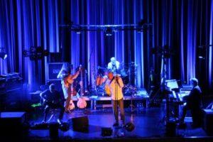 Nursery Cryme auf der Bühne